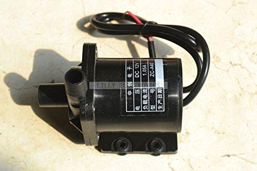 12v Dc Mini Brushless Magnetic Hot Water Pump (0-65℃) No ...
