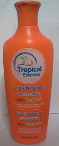 (Tropical Essence Lightening Beauty Lotion With Papaya 16.8oz)