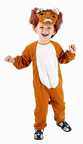 Rimi Hanger Childrens Toodler Fancy Lion Costume Kids Fancy Dress Parties Outfit 3 Years by Rimi Hanger