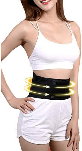 ZatRuiZE Lumbar Support Belt for Pain Relief and Injury Prevention Slipped Disc Pain Relief Back Belt Brace Unisex