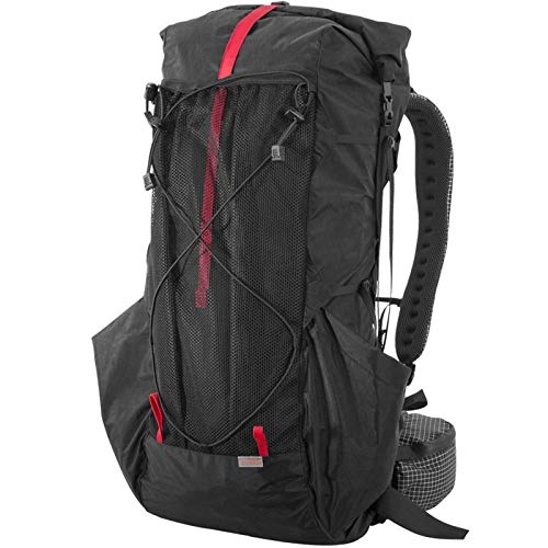 YSY-CY 2020 Waterproof Hiking Backpack Lightweight Camping Bag Travel Mountaineering Backpack Hiking Rucksack 40 + 16L, Suitable for Climbing/Camping (Color : XPAC White L)