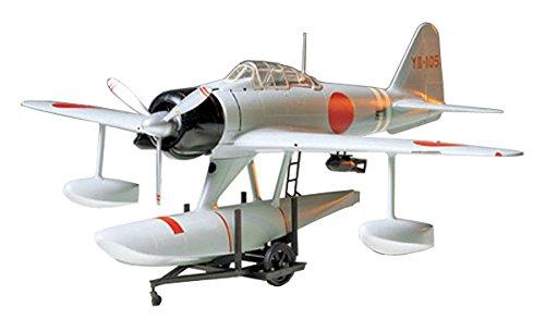 Tamiya Models Nakajima A6M2-N Rufe Model Kit