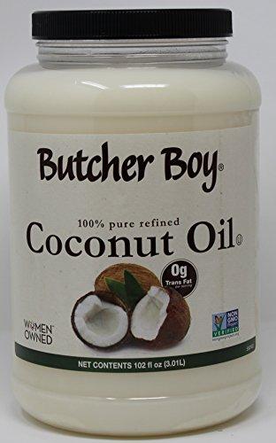 Butcher Boy Coconut Oil, 102 oz