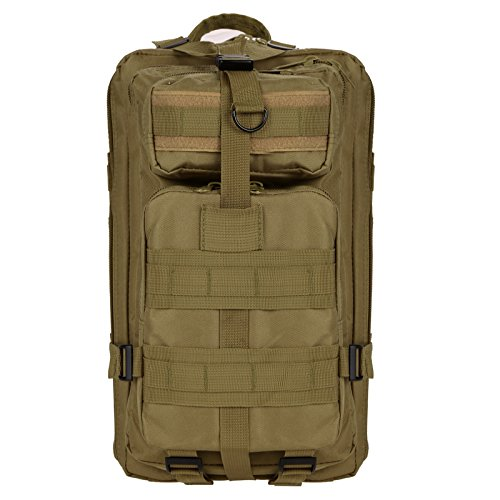 30L Army Tactical Combat Backpack Outdoor Trekking Army Backpack - 7