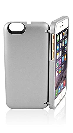 quality design 83f00 b48bb EYN Products iPhone 6 Carrying Case-Retail Packaging, Silver