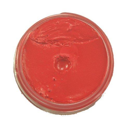 Cherry Blossom Renovating Cream Para Cuero Liso Zapatos Botas Bags Cherry Red