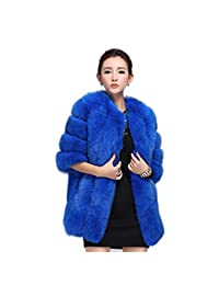 Amazon.com: Blues - Fur & Faux Fur / Coats, Jackets & Vests ...