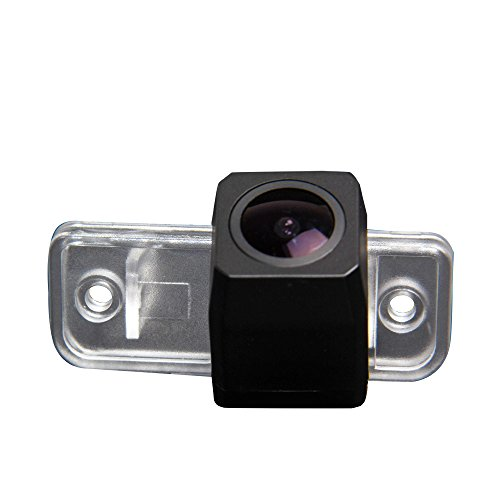 Kennzeichenbeleuchtung Farb R/ückfahrkamera f/ür C E CLS Klasse Class W203 W211 W219 W209 300 Nr. 4 Gr/ö/ße 30 * 62mm bis Runde Kante Kamera f/ür Nummerschildbeleuchtung Dynavsal Einparkhilfe