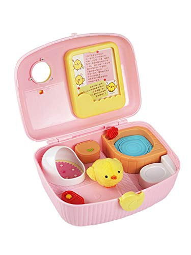 Chick's house Mimiworld Talkative Toy Talking Toy Mimi World