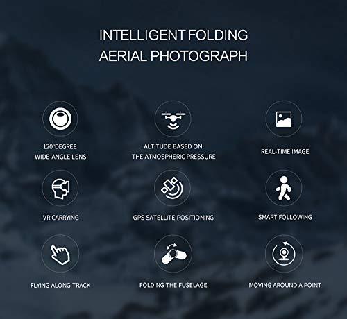 VISUO XS812 GPS 5G WiFi FPV 5MP 1080P HD Camera Foldable RC Quadcopter Drone by Sannysis (Image #5)