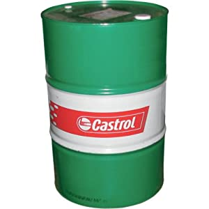 Castrol mineral based 4t oil 10w40 55gal for Motor oil by the drum