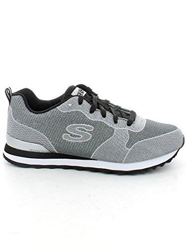 85 Time Donna Argento OG Basse Sneaker Shimmer Skechers qpA4wx5w