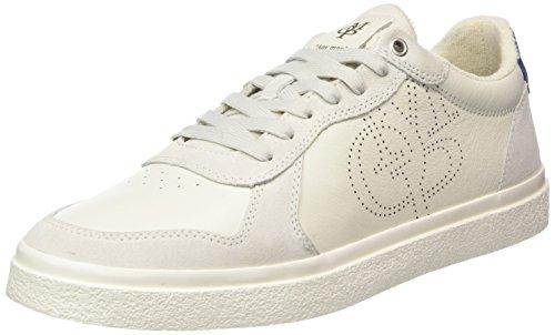 80223783504303 O'polo Sneaker 103 Bianco white Marc Uomo blue 4ATxq4Z