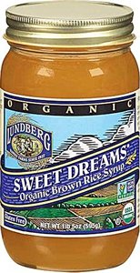 Lundberg Farms Syrup Brown 21 Ounce product image