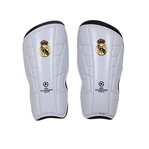 Youths Shin Pads Leg Protectors Shin Guard For Football Soccer, Madrid