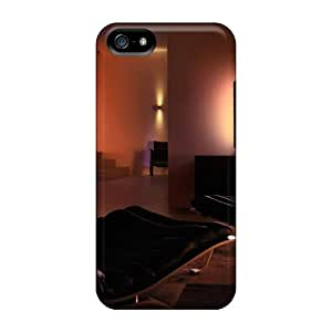 Excellent Design Indoor Architecture Room Case Cover For Iphone 5/5s