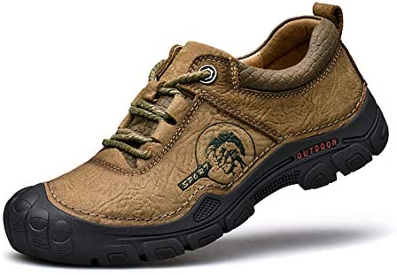 メンズ ハイキングシューズ トレッキングシューズ スニーカー ランニングシューズ 登山靴 ウォーキングシューズ アウトドアシューズ スポーツシューズ 防滑 通気 軽量 防水 耐磨耗 大きいサイズ