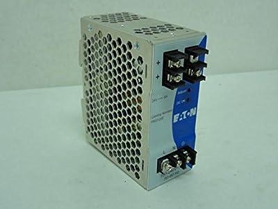 AC/DC DIN Rail Power Supply (PSU), Single Phase, 1 Output, 120 W, 24 VDC, 5 A