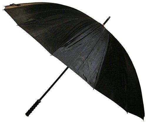 Conch Umbrellas 7160F 60 in. Jumbo Golf Umbrella With 16 Ribs Windproof B00W2A3HXI
