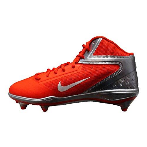 Orange Flash white nbsp;détachable Homme Alpha Crampons Talon Nike Pour 4 3 Elite Football crome De AafPWAq7