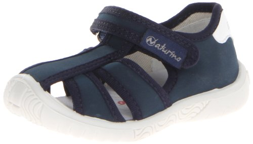 Naturino 7785 USA Fisherman Sandal (Infant/Toddler/Little Kid),Navy,26 EU (10 M US Toddler)