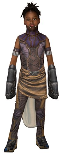 Rubie's Girls Black Panther Deluxe Shuri Costume,