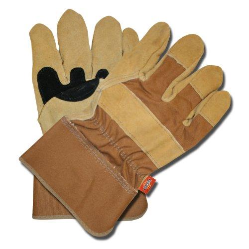 Dickies D73031 Split Cowhide Double Palm Glove