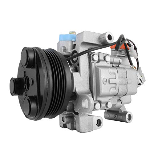 Mophorn CO 10759C AC Compressor BP4S61Y00 58463 57463 AC Compressor Clutch IC57463 Air Conditioning Compressor Car for Mazda 3 2004-2009,Mazda 3 Sport 2009 and Mazda 5 2006-2010