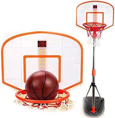 CXK-Basketball Juguetes Deportivos para Niños, Altura Ajustable ...