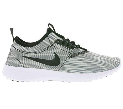 Nike Wmns Juvenate Print, Zapatillas de Deporte para Mujer gris - negro