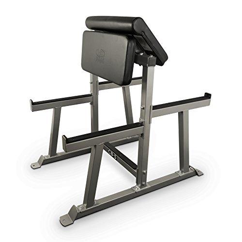 Valor Fitness CB-5 Arm Curl/Preacher Curl Station