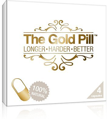 Aphrodisiac sexual enhancers for men - Pastillas Para Hombres - The Gold Pill - The Blue