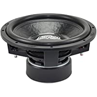 Audio Legion S2515 Car Audio Dual 4 Ohm 15 Subwoofer 1600W SPL Competition Sub