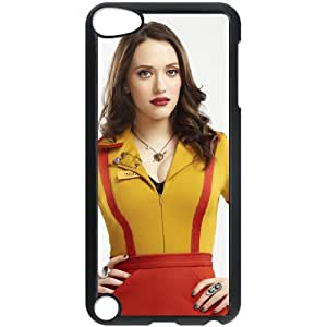 2 Broke Girls IPod Touch 5 Black Christmas Gifts&Gift Attractive Phone Case KHUAA522741