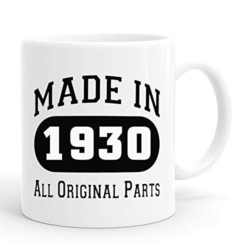 Made in 1930 - All Original Parts Mug