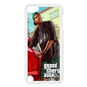 GTA 5 Lamar Car iPod Touch 5 Case White phone component AU_510741