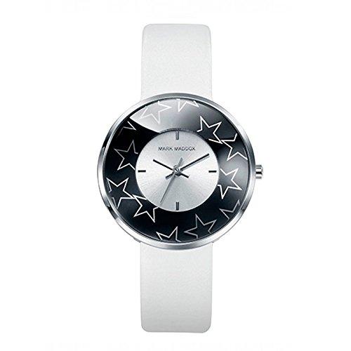 Mark Maddox Street Style Watch MC0018-00 Gray Woman