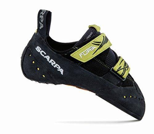 Scarpa Furia Zapatos de escalada negro