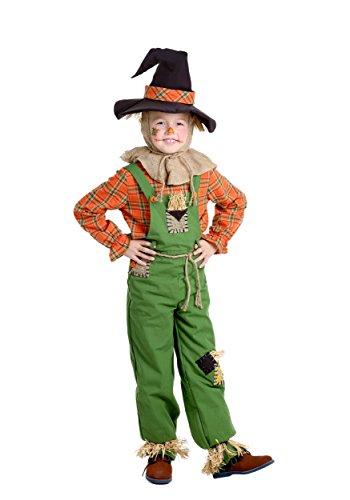 Boy's Scarecrow Costume Large]()