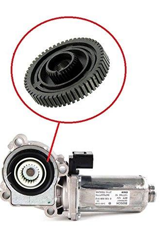 Zahnrad Stellmotor Verteilergetriebe Reparatursatz Kronenrad X3 E83 X5 E53 E70 X6 E71 Autoparts