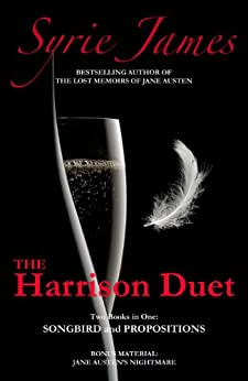 The Harrison Duet by [James, Syrie]