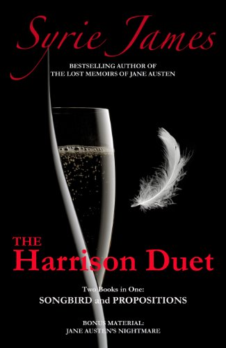 The Harrison Duet Kindle Edition By Syrie James Literature