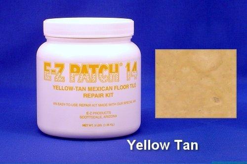 (EZ Products EZP-383 1 No. Saltillo Tile Repair Yellow-TAN Each - Any QUANITY)