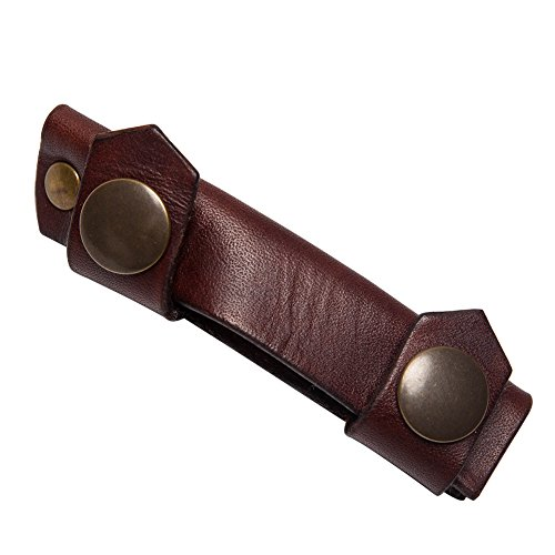 Creker Spoon Hook Knife Leather Sheath Crook Knife Case Hook Knife Cover For Mora 162 163 164 by Creker