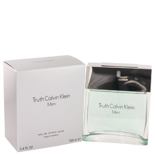Cälvin Kleȋn Trùth Colŏgne For Men 3.4 oz Eau De Toilette Spray + a Free Vial