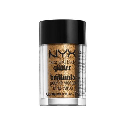 NYX Cosmetics Face & Body Glitter (Brown Eyes Body)