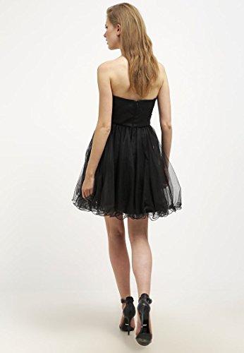 Laona, Damen festliches Kleid Coctailkleid Größe: 40, Schwarz