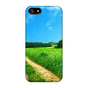Iphone 5/5s Case Cover Lovely Scenery Case - Eco-friendly Packaging