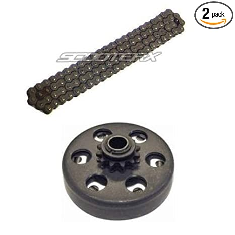 Go Kart Clutch (3/4 Bore, 41 Chain 10 Tooth Sprocket) +