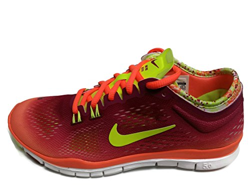 Nike De Las Mujeres Libres 5.0 Tr Fit 4 Zapatos Prt Nos Tamaño De 9.5 Brght Gestión Emisoras / Vlt-atmc Orng-wht venta barata Amazon FZzKi2